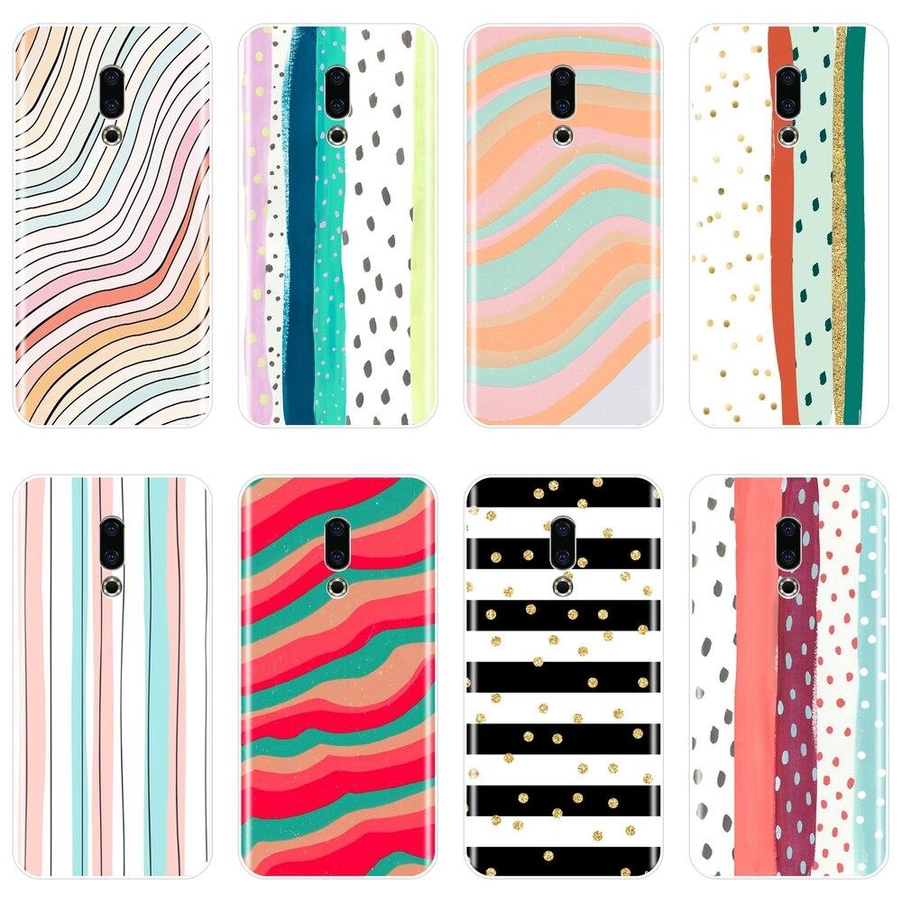 TPU Back Cover For Meizu 16th 16x 15