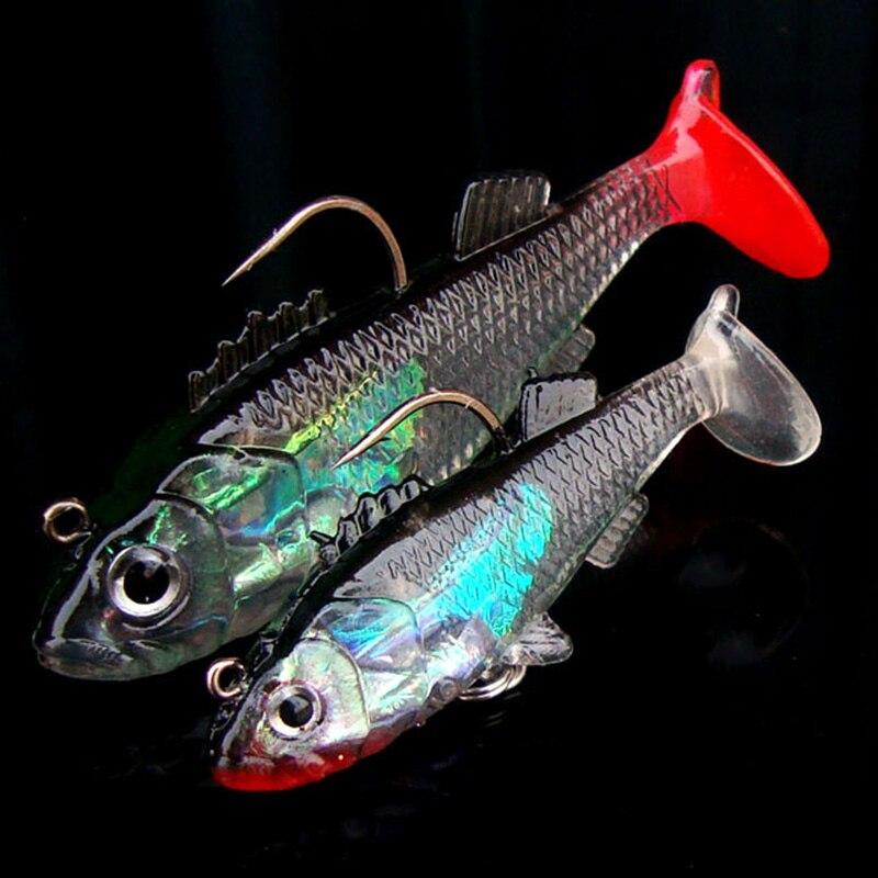 Bait Crankbaits Fishing Lures Fish Gear Swimbait Sea Lake Portable Accessories