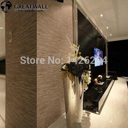 comprar gran muralla pvc de papel de pared moderna textura liso saln dormitorio pasillo teln de fondo la pared de papel de rayas de wall