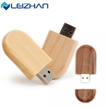 LEIZHAN Wood Pendrive 8gb USB Flash Drive 16gb usb Stick 4gb 64gb Pen Drive 32gb Memoria usb Stick Wholesale Comuter U Disk цена и фото
