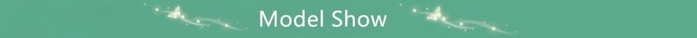 MODEL SHOW-