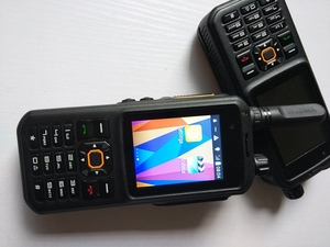 Image 2 - パブリックネットワーク双方向ラジオ gps sim カード gsm トランシーバーラジオ T298s ワイヤレス android トランシーバー無線 lan