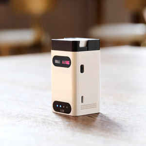 Image 1 - أحدث لوحة مفاتيح ليزر الإسقاط بلوتوث الظاهري مع الماوس/وظيفة بنك الطاقة لأجهزة أندرويد IOS هاتف ذكي