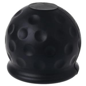 Image 1 - Universal 50mm Tow Bar Ball Abdeckung Kappe Abschleppen Hitch Cara