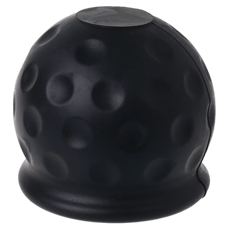 Universal 50mm Tow Bar Ball Cover Cap Towing Hitch Cara