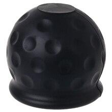 Universal 50mm barra de reboque bola tampa reboque engate cara
