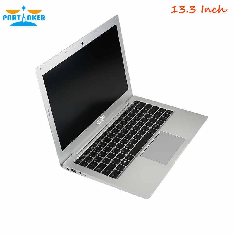 משתתף L2 Windows10 מותקן מראש מחשב נייד מחשב עם Intel Dual Core I5 7200U משלוח חינם
