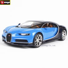 Bburago 1:18 Bugatti chiron Simulation Alloy Retro Car Model Classic Car Model Car Decoration Collection gift недорого