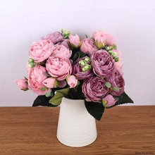 Compra Artificial Flowers Y Disfruta Del Envio Gratuito En