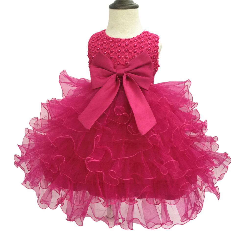 Popular Pink Infant Dresses-Buy Cheap Pink Infant Dresses lots ...