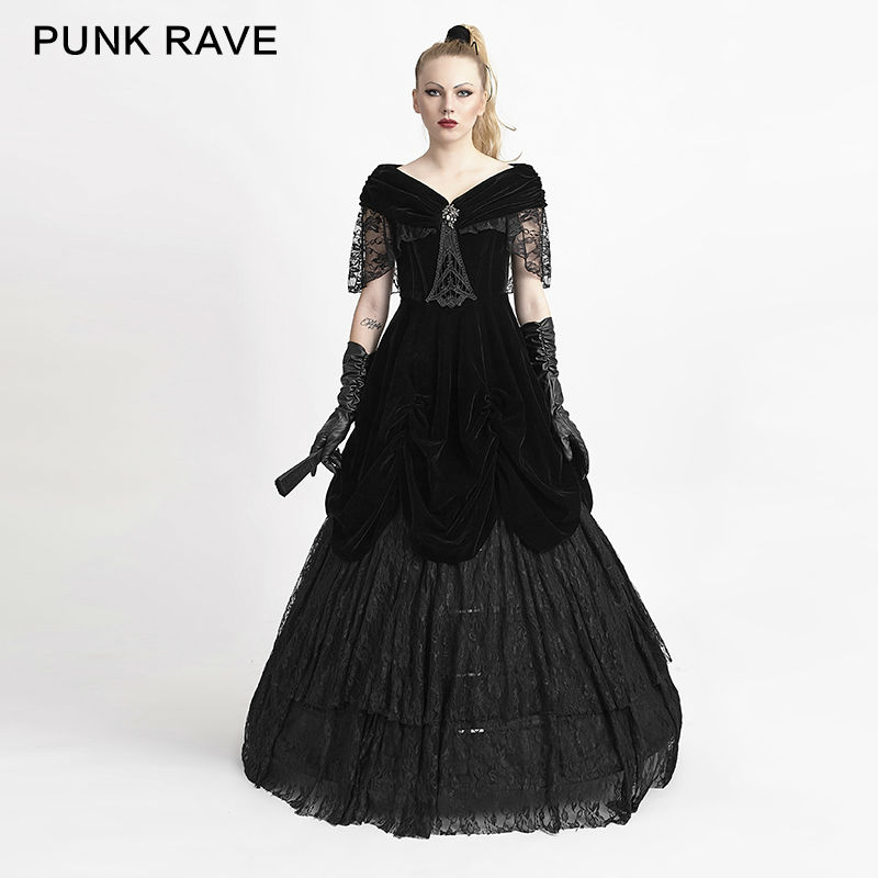 online get cheap punk formal dresses aliexpresscom