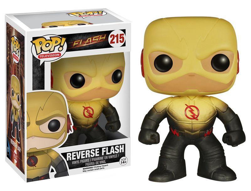 Original Funko pop DC Universe The <font><b>Reverse</b></font> <font><b>Flash</b></font> Super Hero <font><b>Action</b></font> <font><b>Figure</b></font> Doll Collectible Kids Model Toy with Original box