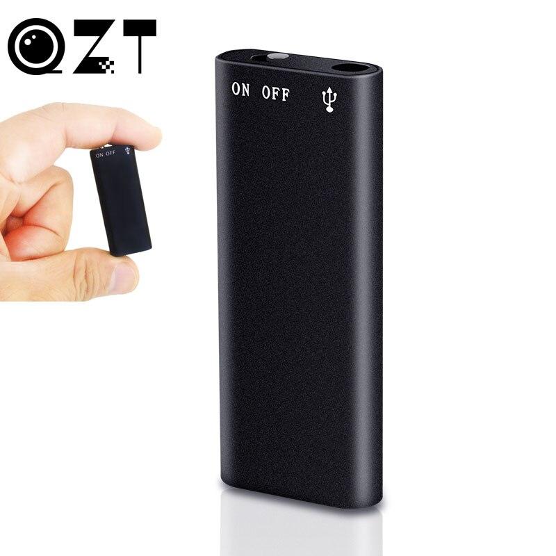 8 Gb Professional Audio Voice Recorder Mini Halskette Stealth Anhänger Digitale Hd Diktiergerät Sound Aufnahme Stift Grabadora De Voz Unterhaltungselektronik