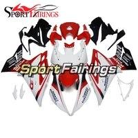 Fairings For Triumph Daytona 675 13 14 15 Year 2013 2014 2015 ABS Plastic Full Motorbike Fairings Kit White Red Disguise Hulls