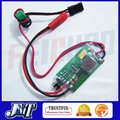 F02041  output 5v / 6v 6A / 8A,2-6S LIPO 6-16 cell Ni-Mh Input Switch Mode UBEC BEC LV For 450 500 RC Heli + FS