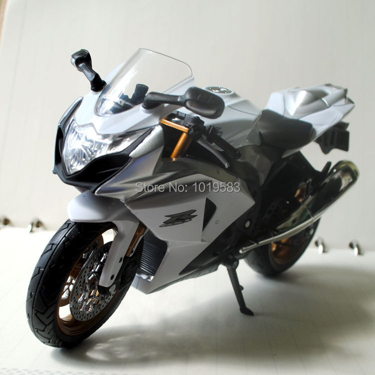 Free Shipping (5pcs/pack) Wholesale 1/12 Scale Motorcycle