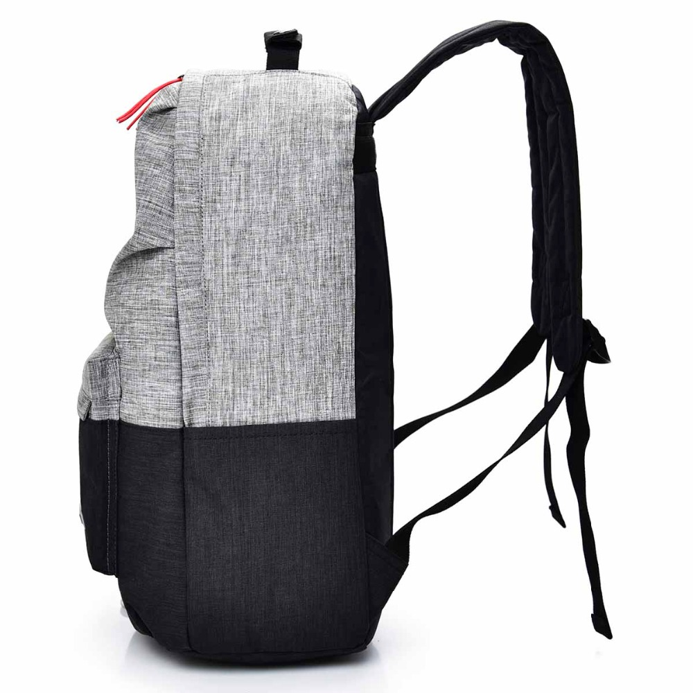 11b2528baca kids school bag children computer backpacks in women back pack black laptop backpack  boys girls college bags mochila masculina-in Backpacks from Luggage ...