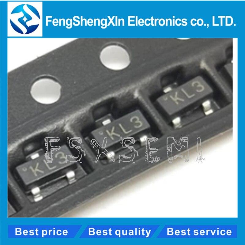 100 pcs/lot Nouveau BAT54C KL3 BAT54 diode Schottky SOT23100 pcs/lot Nouveau BAT54C KL3 BAT54 diode Schottky SOT23