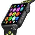 Новые Bluetooth Smart Watch iwo 2 Модернизированный 2-го второго Поколения smartwatch 1:1 часы для ios apple iPhone Samsung huawei xiaomi