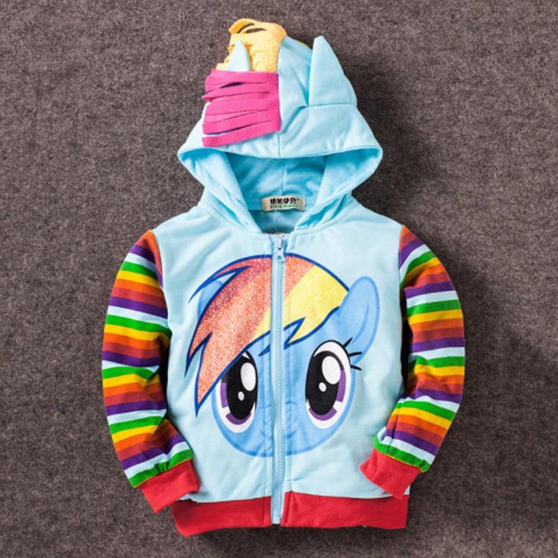 2016-My-Cute-little-Girl-ponys-Kids-Cartoon-Jacket-Children-Jaqueta-Outerwear-Coats-Meninas-Jackets-for