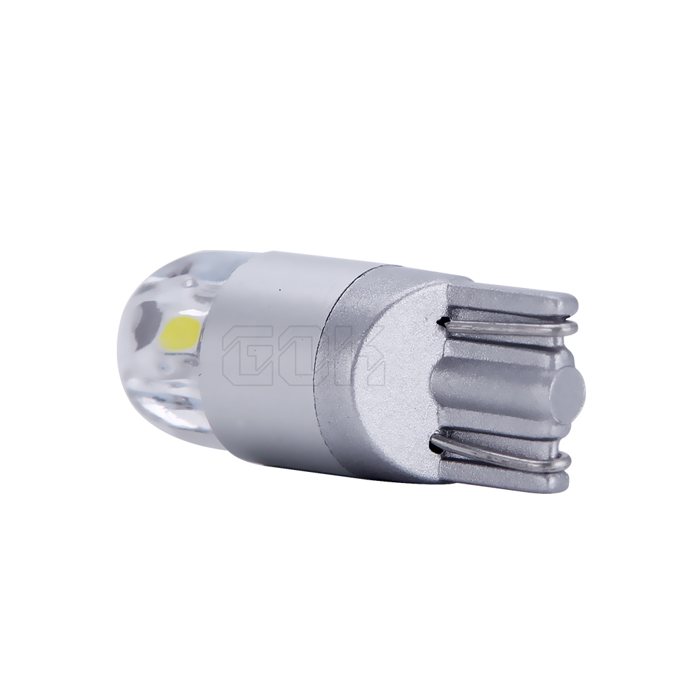 100pcs T10 LED Bulbs White 168 501 W5W LED Lamp Wedge T10 2smd led 3030 Interior Lights 6000K For auto car Motorcycle 12v in Signal Lamp from Automobiles Motorcycles