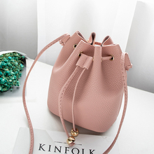 bags for women handbag small purse strawing bucket candy color solid mini cell phone bag lady fashion cute cross body