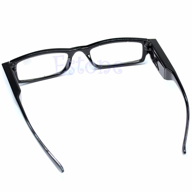 Multi Strength Magnifier Light Reading Glasses