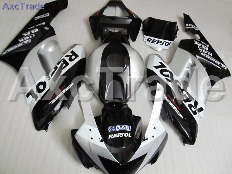 Moto Motorcycle Fairing Kit For Honda CBR1000RR CBR1000 CBR 1000 2004 2005 04 05 ABS Plastic Fairings fairing-kit Black C232