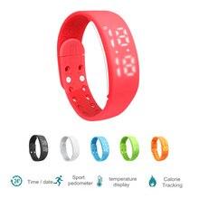 W2 Смарт Браслет Шагомер сна Фитнес трекер спортивные SmartBand Носимых устройств PK CD5 умный Браслет для Для женщин/Для мужчин/ девочка/мальчик/Дети
