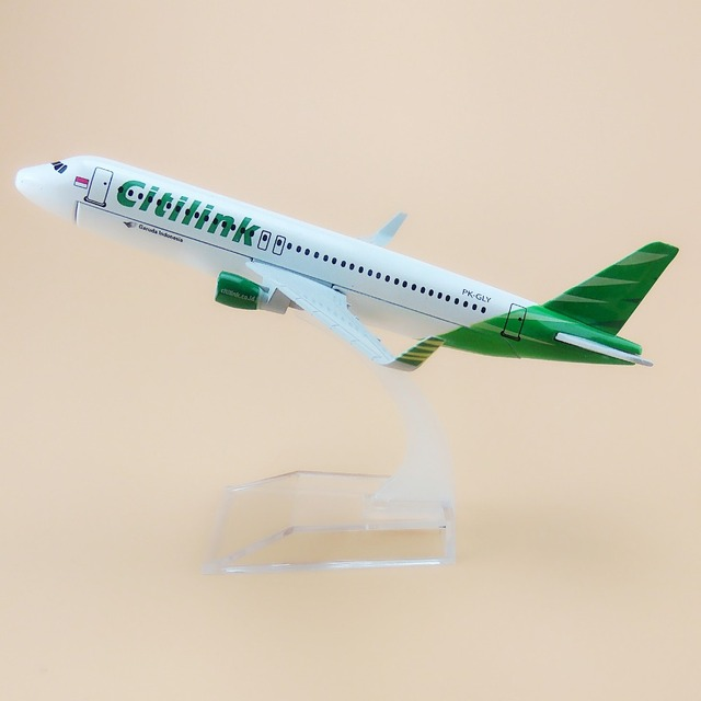 16cm alloy metal indonesia air citilink airlines airplane model 16cm alloy metal indonesia air citilink airlines airplane model airbus 320 a320 airways plane model diecast reheart Image collections