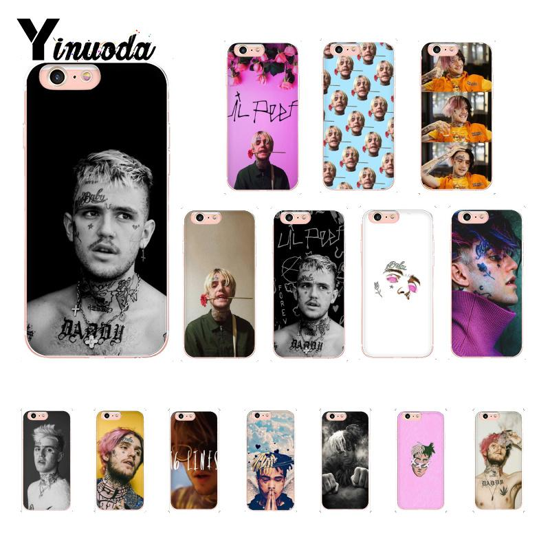 Yinuoda Sad boys <font><b>XxxTentacion</b></font> Lilpeep Soft Silicone Phone <font><b>Case</b></font> for <font><b>iPhone</b></font> 8 <font><b>7</b></font> 6 6S Plus X XS MAX 5 5S SE XR 10 11 11pro 11promax image