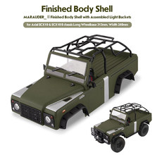 Killerbody RC Auto Shell MARAUDER _ Ⅱfor 313mm Wielbasis Axiale SCX10 SCX10Ⅱ Chassis 1/10 RC Crawler Onderdelen(China)