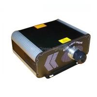 1X DMX512 signal 150W RGB halogen lamp optical fiber light engine 220V input for all kinds fiber optics free shipping