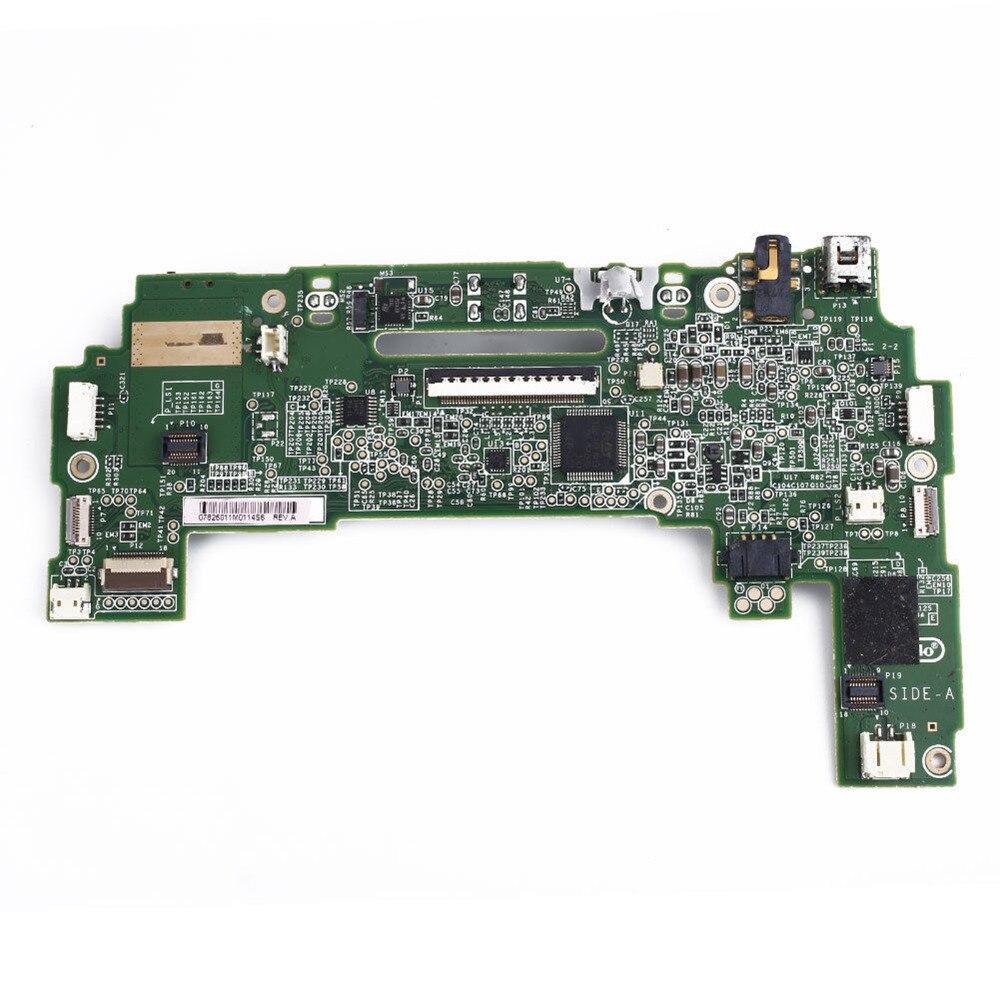 Handle PCB Motherboard For WII U PAD US Version GamePads Controller Repair Gaming Console Accessoris Green