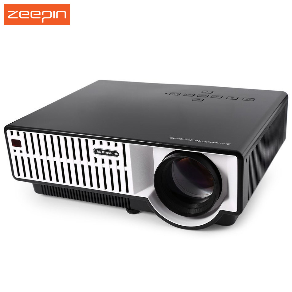 Prw310 mini projector 2800lm 1280 800 with remote control for Miniature projector