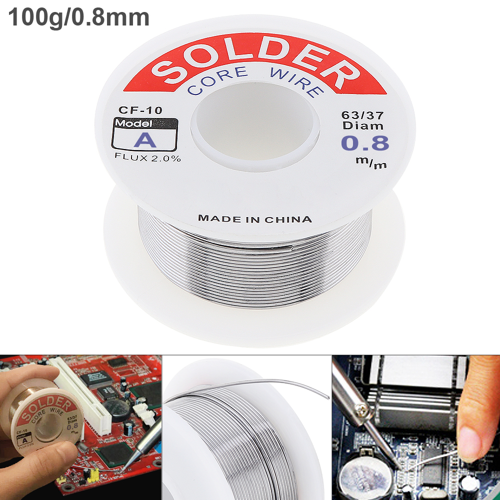 Silver Solder Kit 2 foot coil 0.75 mm Solder wire with 10g Flux Powder