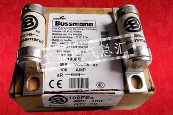 Nuevo original americano para BUSSMANN fuse BS88 4 100FE 100A 690V tratamiento especial