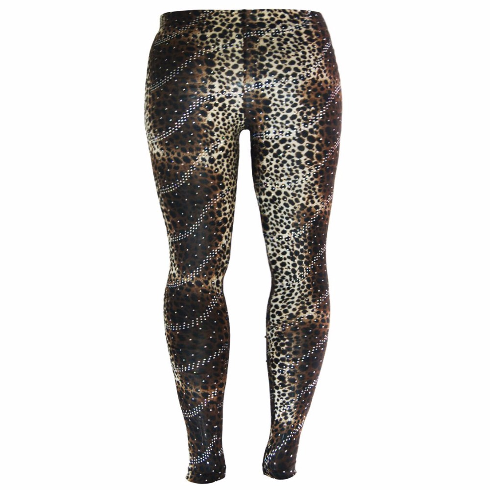 Sexy Leopard and Snake Animal Print Leggings for New Arrival Woman Fashion Skinny Pants Womens Leggins