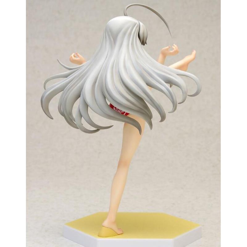 Anime Action bikini version Yasaka nyaruko model figure swimsuit 16cm collection model sexy toy gift 2
