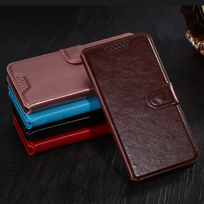 Wallet Case For iPhone 8 8 Plus PU Leather Flip Business Style Coque Wallet Phone Cases Covers For iPhone 7 7 Plus Case