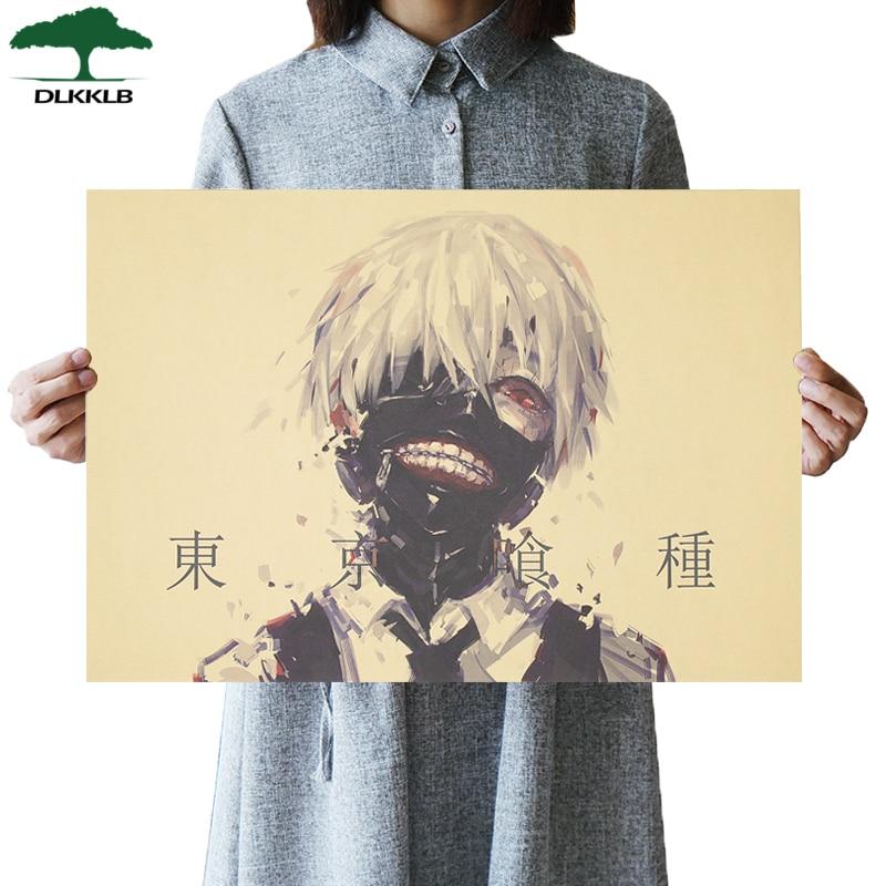 Z-1966 Hot Custom Akira Red Fighting Japan Anime Fashion Silk Art Poster Decor