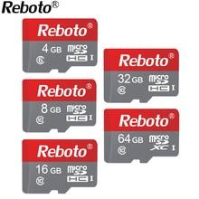 Grey Memory Card 64GB Class10 UHS1 Flash Micro SD 32GB class6 Micro sd card TF Card 16GB 8GB 4GB for Smartphone Camera
