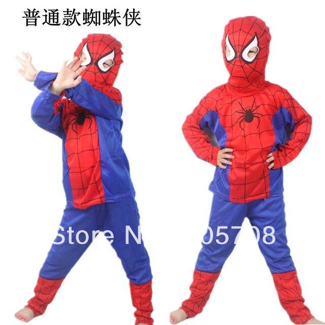 Spider-Man costume Spiderman suit Spider-Man Costume Child spider man