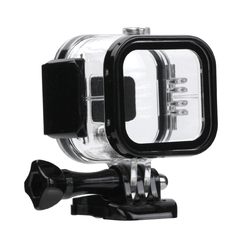 For Gopro Hero4 Session Waterproof Case 45m Diving Housing Bracket Mount Adapter For Go pro Hero4