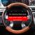 Moda clássica Elegante Novo Quatro Estações Tampa Da Roda de Direcção Do Carro de Luxo A Tendência de Proteção Ambiental Inodoro Tampa