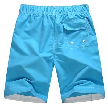 2017 Summer Hot sale Men Beach Shorts Quick Dry Printing Board Shorts Men 3 colors M-XXL 1