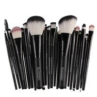 Professional 22pcs Cosmetic Makeup Brushes Set Blusher Eyeshadow Powder Foundation Eyebrow Lip Make Up Brush