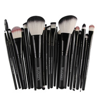 Professional 22pcs Cosmetic Makeup Brushes Set Blusher Eyeshadow Powder Foundation Eyebrow Lip Make Up Brush