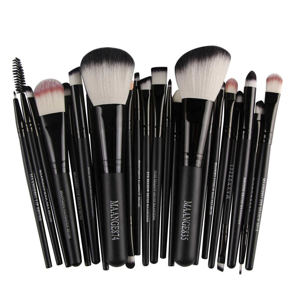 Professional 22pcs Cosmetic Makeup Brushes Set Blusher Eyeshadow Powder Foundation Eyebrow Lip Make up Brush professional 22pcs cosmetic makeup brushes set blusher eyeshadow powder foundation eyebrow lip make up brush kit