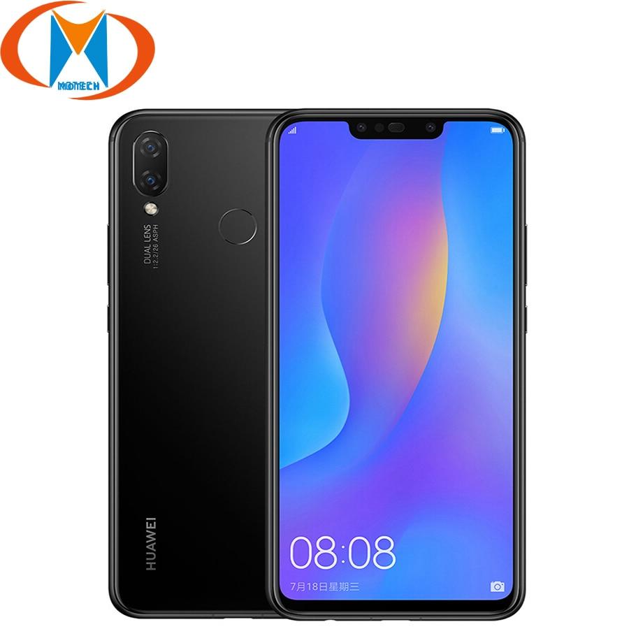 Huawei Nova 3i Globale Version Octa Core Handy 4GB RAM 128GB ROM 1080x2340 Android 8.1 3340mAh Batterie 4G LTE Smartphone-in Handys aus Handys & Telekommunikation bei AliExpress - 11.11_Doppel-11Tag der Singles 1